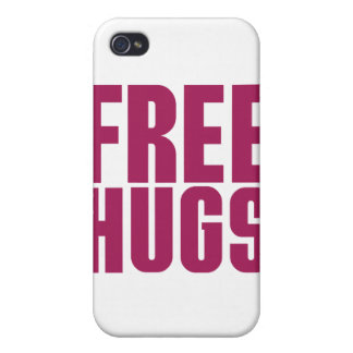 Free Hugs Cases For iPhone 4