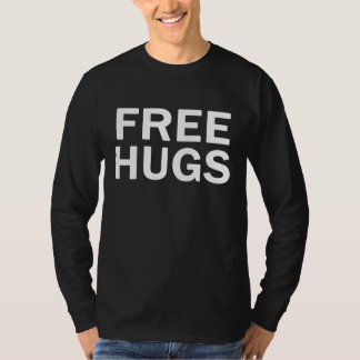 Free Hugs Champion Raglan - Men's Official T-Shirt