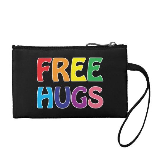Free Hugs Coin Purse