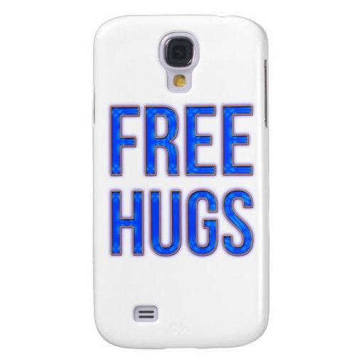 Free Hugs Galaxy S4 Cover