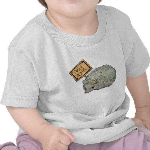 Free Hugs Hedgehog T-shirts