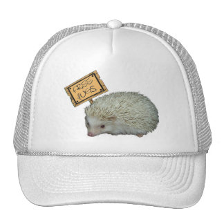 Free Hugs Hedgehog Trucker Hat
