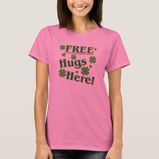 Free Hugs Here! T-Shirt