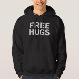 Free Hugs Hoodie Sweatshirt - Men's Official