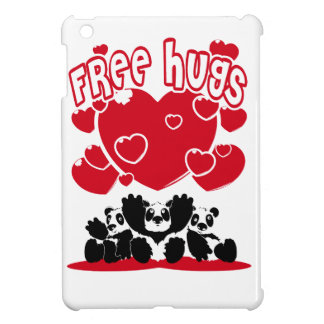 Free_Hugs iPad Mini Case