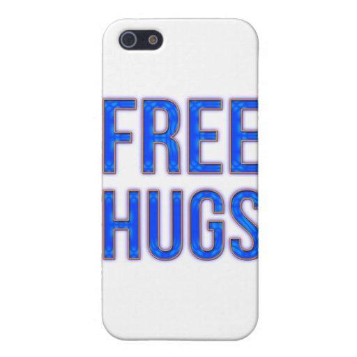 Free Hugs iPhone 5 Case