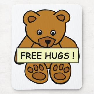 Free Hugs mousepad