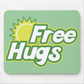 Free Hugs Novelty Mouse Pad