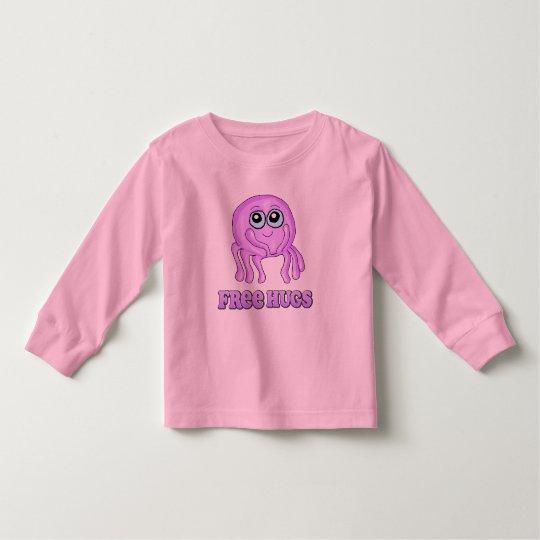 Free Hugs Octopus Toddler T-shirt