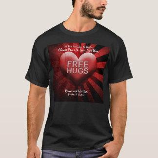 FREE HUGS - Peace & Love T-Shirt