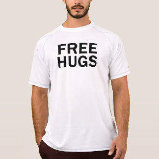 Free Hugs Performance Tee - Men's Official