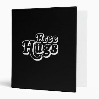 Free Hugs  (Pickup Line) Vinyl Binders