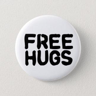 Free Hugs Pinback Button