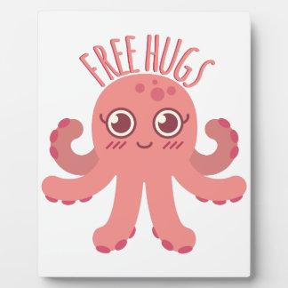 Free Hugs Plaque