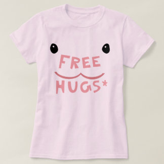Free Hugs Poring TShirt - Customized