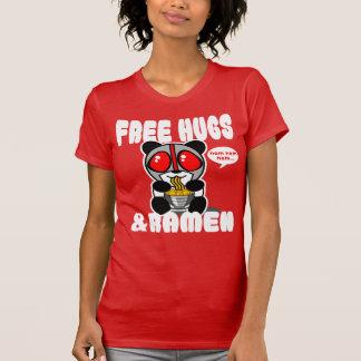 FREE HUGS & RAMEN TEE