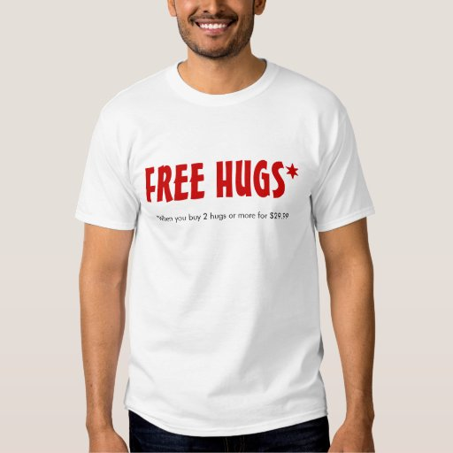 FREE HUGS SPECIAL OFFER DRESSES