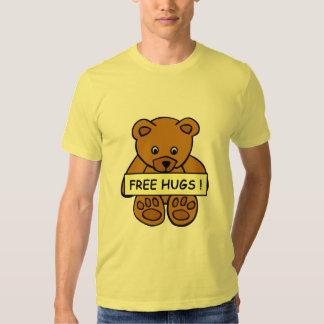 Free Hugs Teddy shirt - choose style & color