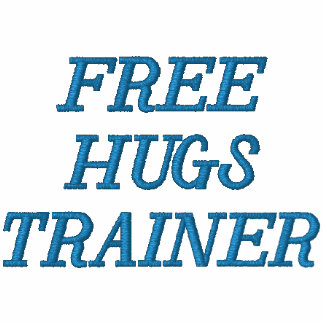 FREE HUGS TRAINER