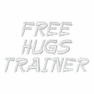 FREE HUGS TRAINER JACKET