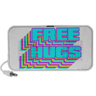 Free Hugs Travelling Speaker