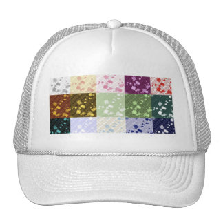 Free Illustratior Pattern Hat
