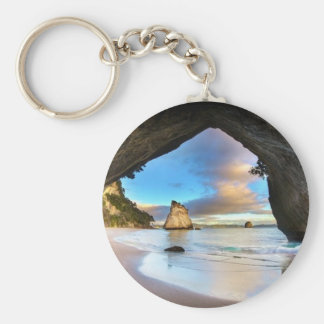 free-image-public-domain-15 PIRATE TREASURE CAVE O Keychain