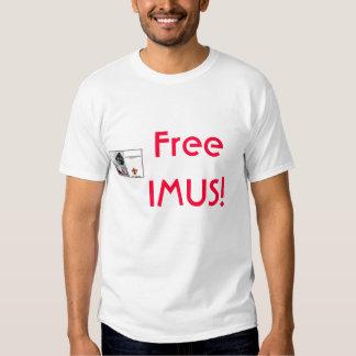 Free IMUS! T-Shirt
