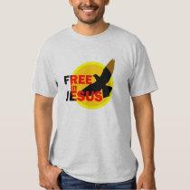 Free in Jesus Tee Shirts