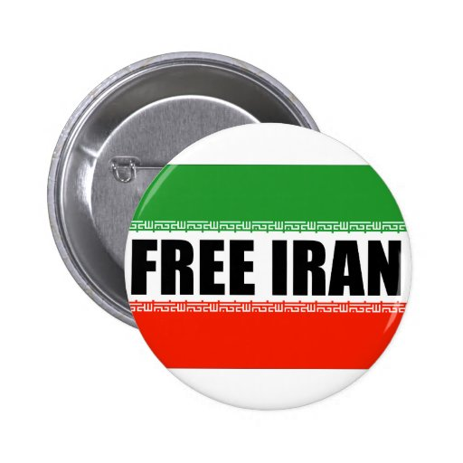 FREE IRAN BUTTONS
