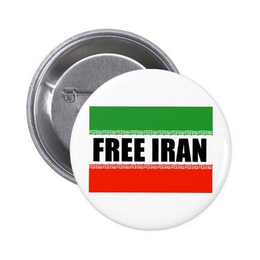 FREE IRAN PINS