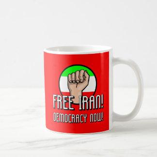 Free Iran Coffee Mug