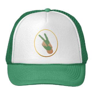 Free Iran gold oval Hat