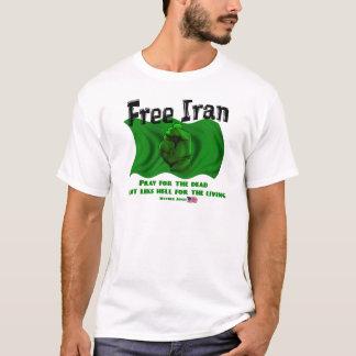 Free Iran, #IranElections Political Elections 2009 T-Shirt