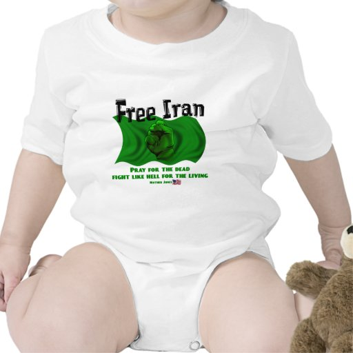 Free Iran, #IranElections Political Elections 2009 Baby Creeper