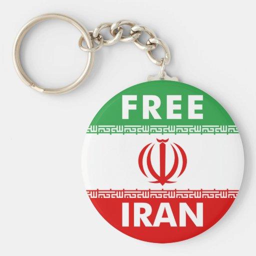 Free Iran Key Chains