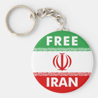 Free Iran Keychain