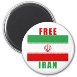 Free Iran Products 2 Inch Round Magnet