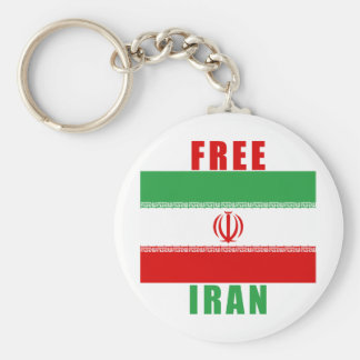 Free Iran Products Keychain