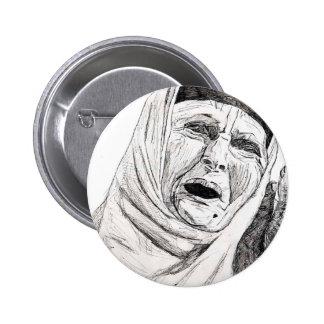 Free Iraq by Free Palestine 2 Inch Round Button