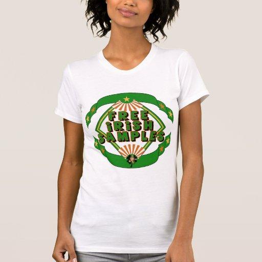 Free Irish Samples T-shirts and Gifts