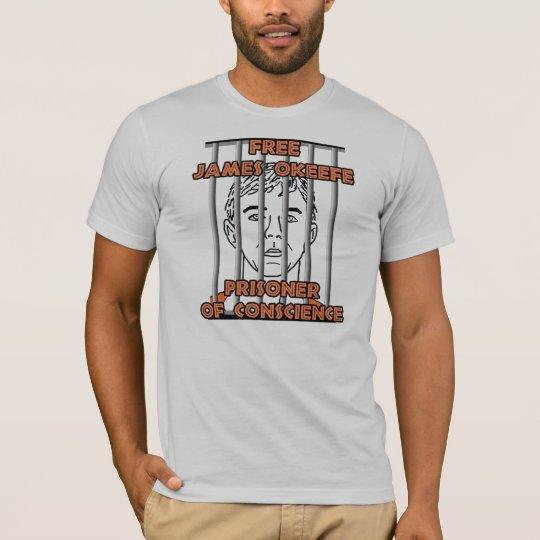Free James O'keefe V2 Shirt