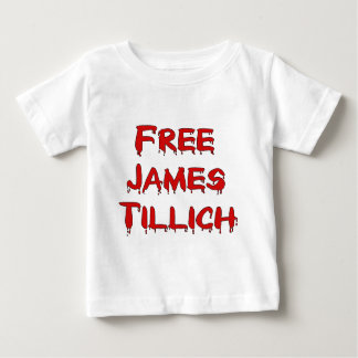 Free James Tillich Baby T-Shirt