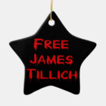 Free James Tillich Christmas Tree Ornament