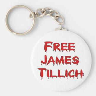 Free James Tillich Key Chain