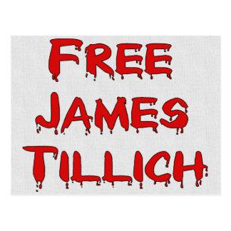 Free James Tillich Postcard