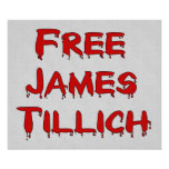 Free James Tillich Posters