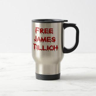 Free James Tillich Travel Mug