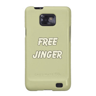 Free Jinger (2) Samsung Galaxy SII Cases