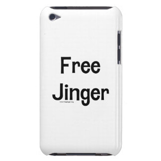Free Jinger iPod Touch Case